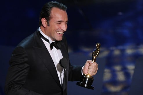 The oscaris artist mary cherry for Nouveau film jean dujardin