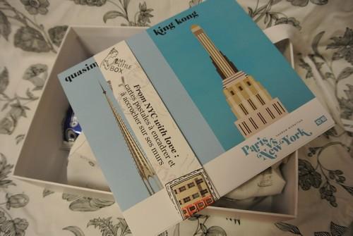 Cartes Paris vs New York