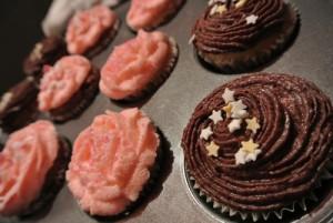 Cupcakes Bagel & U