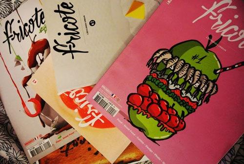 Mes Magazines Fricote