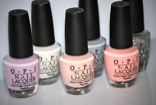 OPI Collection New York City Ballet