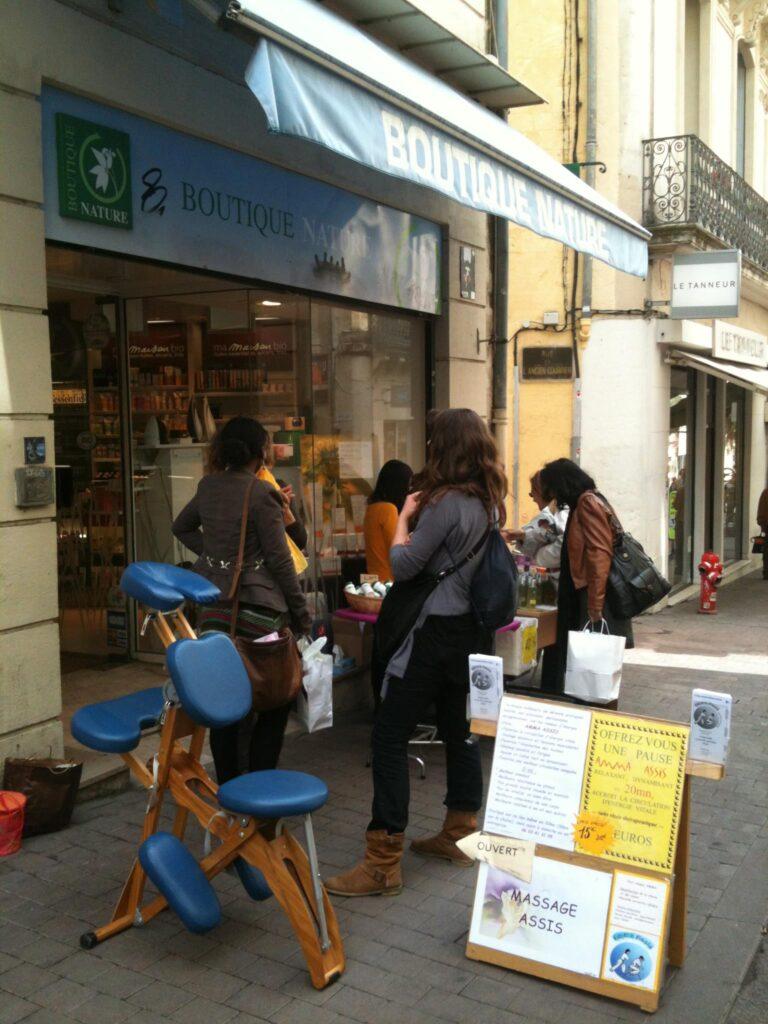 Boutique Nature - Rue Saint Guilhem