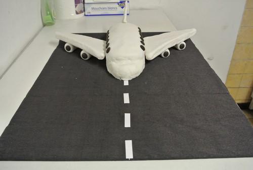 Gâteau Avion