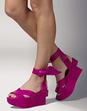 Wing Shoes Melissa x Vivienne Westwood