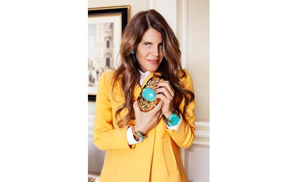 Anna Dello Russo pour H&M