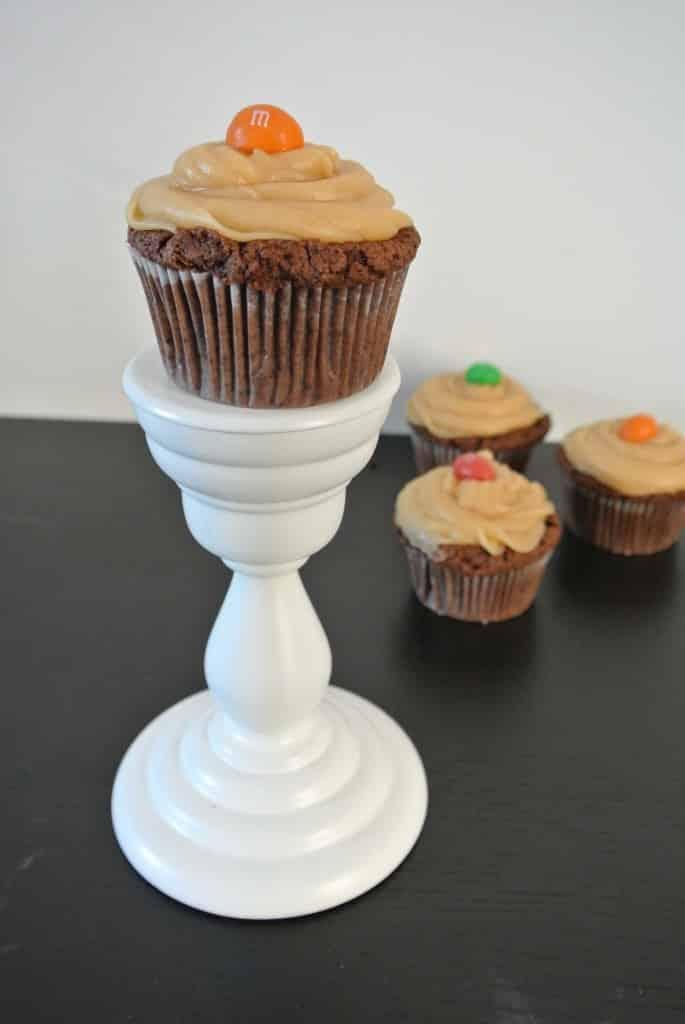 Cupcakes M'&'M's