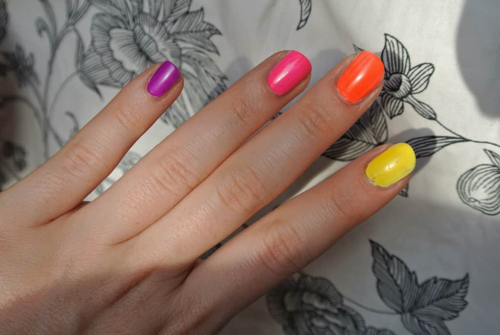 Outrageous Neons OPI