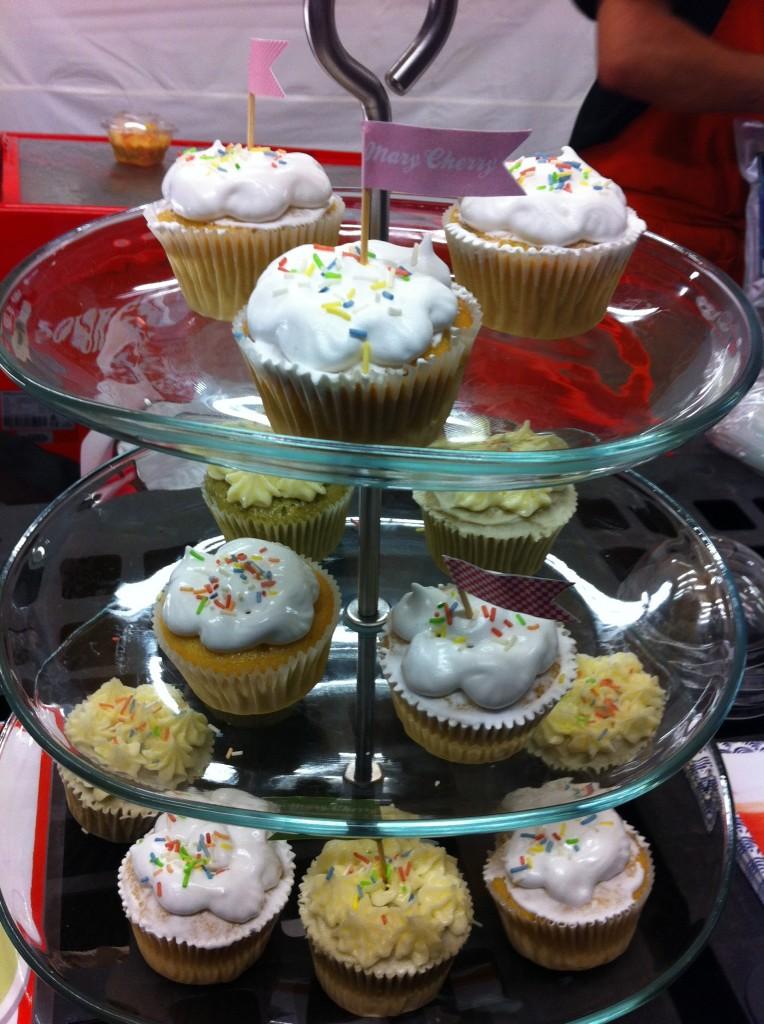 Cupcakes aux Estivales (Montpellier)
