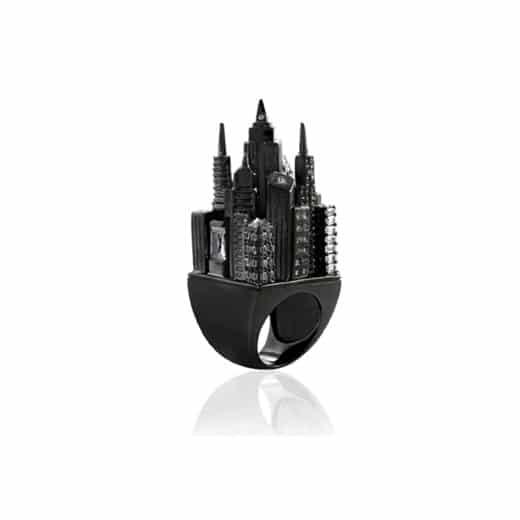 Bague Gotham City