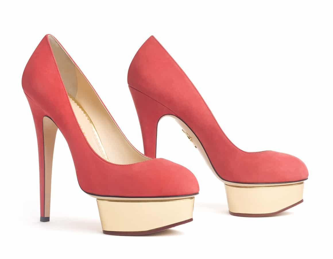 Chaussures - Tribunaux Charlotte Olympia 706xNbVH
