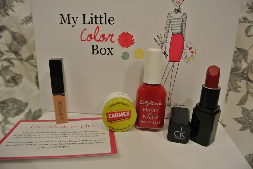 My Little [Color] Box