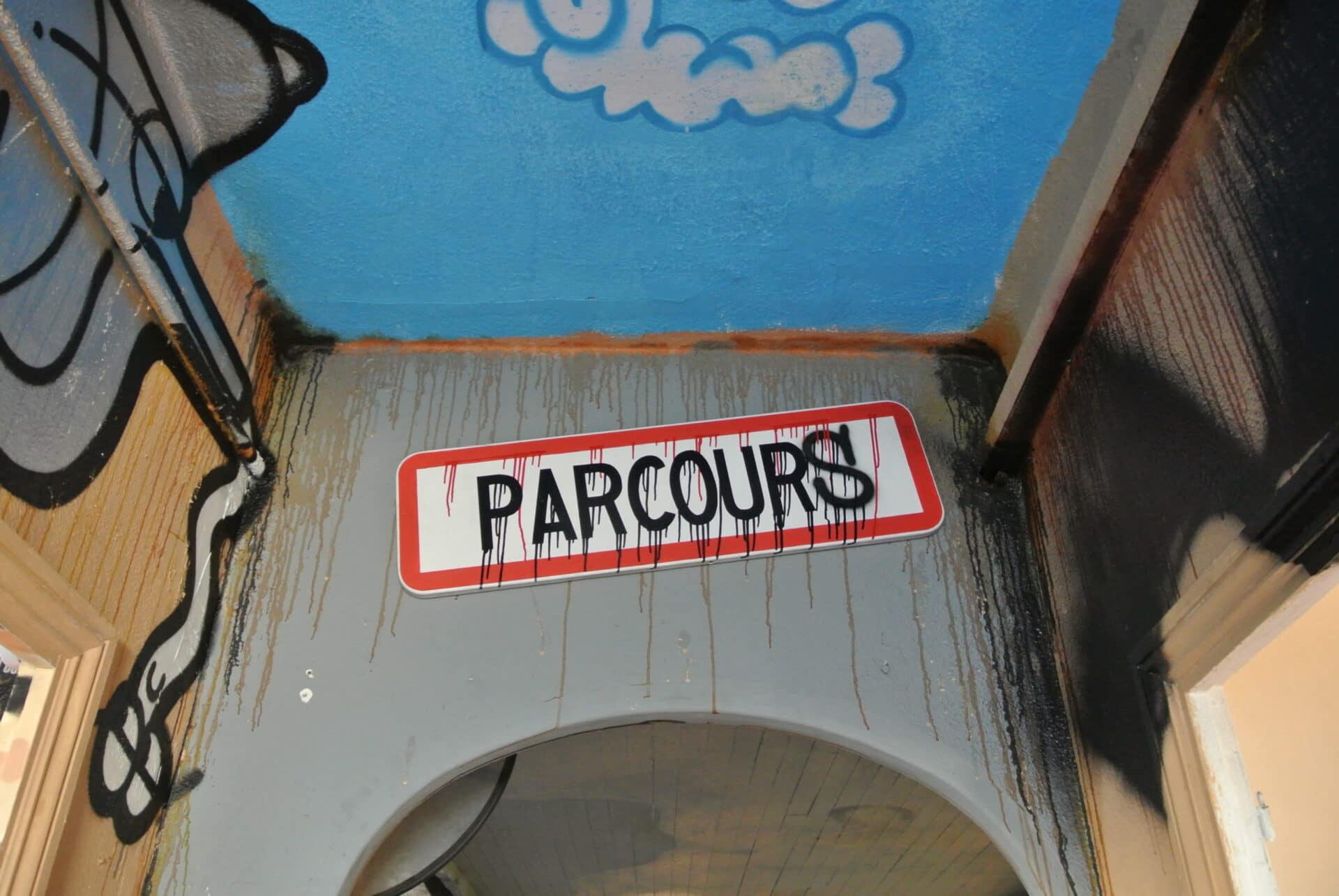 Parcours - Montpellier