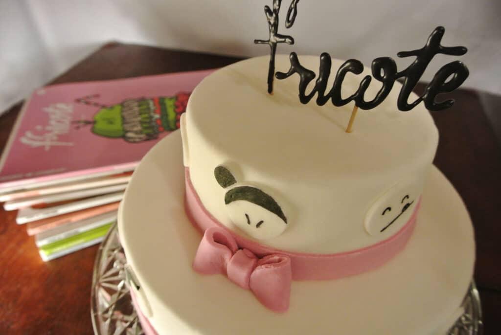 Fricote Cake