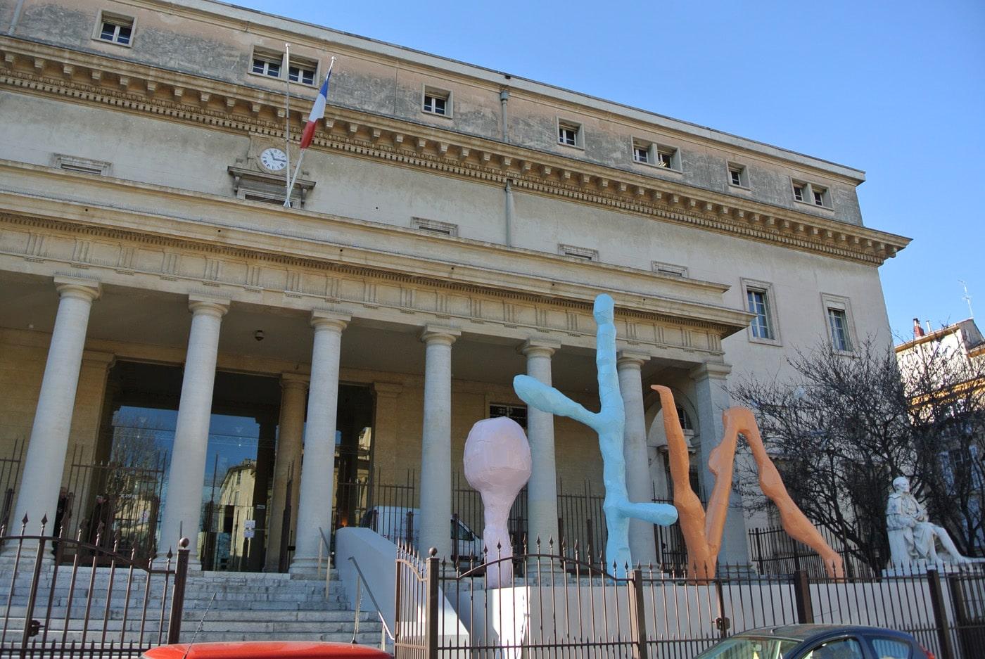 L art l endroit aix en provence mary cherry - Office des oeuvres universitaires pour le centre ...