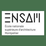 Ecole Architecture Montpellier Logo