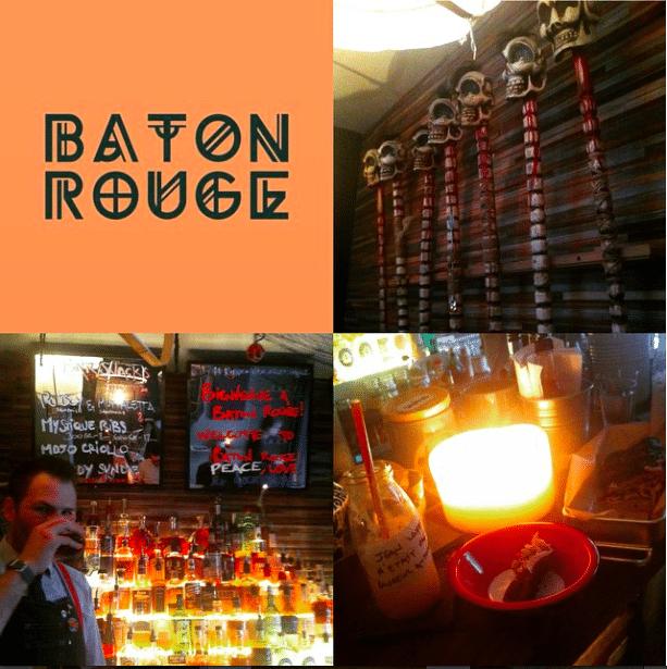 Bâton Rouge, Paris - South Pigalle