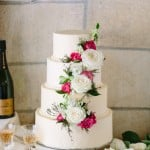 Wedding Cake Floral - Mary Cherry Montpellier