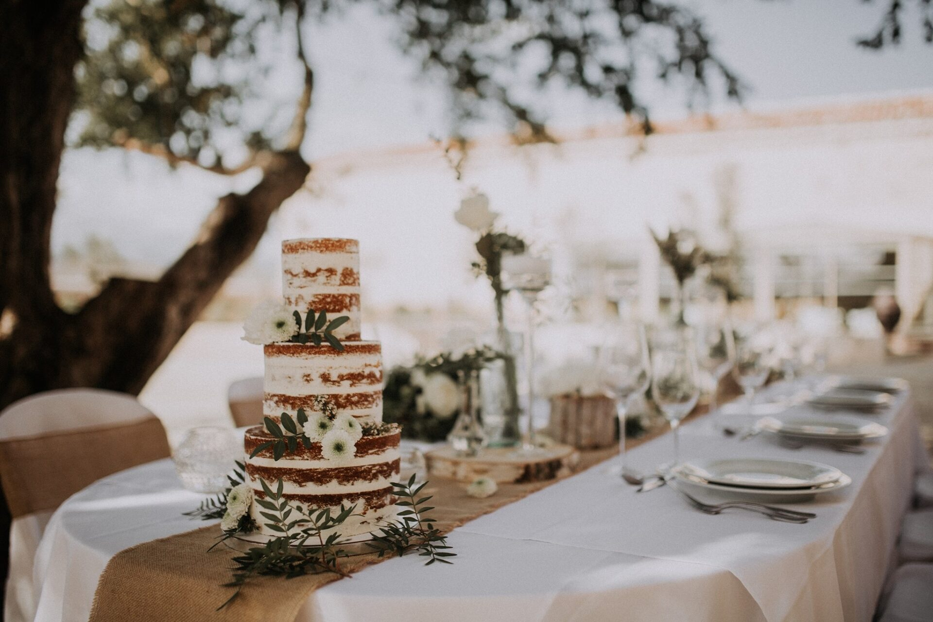 Wedding Cake Domaine de la Grande Sieste
